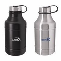 395473189-138 - 64 Oz. BIC Graphic® Vacuum Growler - thumbnail