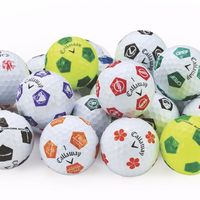 396051041-138 - Callaway® Chrome Soft Truvis Std Serv Golfball - thumbnail