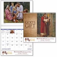 505471276-138 - Good Value® God's Gift Calendar (Spiral) - thumbnail
