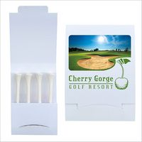 505472464-138 - 4 Teecil® Golf Tee Packet - thumbnail