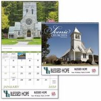 515471246-138 - Good Value® Scenic Churches Spiral Calendar - thumbnail