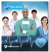 "524024024-138 - BIC® PrevaGuard™ Antimicrobial Mouse Pad (7 1/2""x8""x1/8"") - thumbnail"