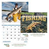 525471310-138 - Good Value® Fishing Stapled Calendar - thumbnail