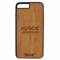 525545363-138 - WoodChuck® Mahogany Wood Phone Case 7 Plus - thumbnail