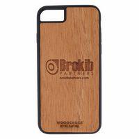 555545373-138 - WOODCHUCK® Mahogany Wood Phone Case 6/6S - thumbnail