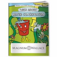 555961673-138 - BIC Graphic® Coloring Book: Wise About Water Conservation - thumbnail