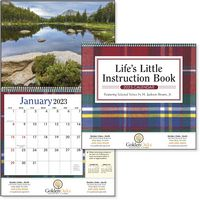 575470776-138 - Triumph® Life's Little Instruction Book Appointment Calendar - thumbnail