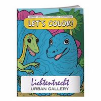 585960891-138 - BIC Graphic® Coloring Book: Let's Color! - thumbnail