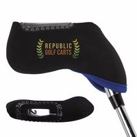 586035536-138 - Deluxe Neoprene Golf Iron Headcover - thumbnail