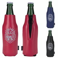 586077319-138 - 12 Oz. Koozie® Deluxe Zip-Up Bottle Kooler - thumbnail