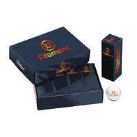 705470388-138 - Titleist® PackEdge™ Custom Dozen w/DT TruSoft™ Golf Balls - thumbnail