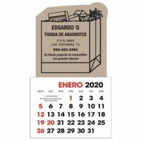 715470952-138 - Triumph® 2-Color Stick Up Grid - Spanish Calendar - thumbnail