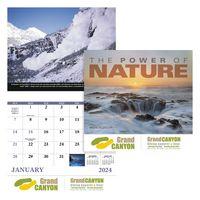 715471249-138 - Good Value® The Power of Nature Calendar (Stapled) - thumbnail