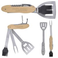 715473224-138 - BIC Graphic® 5-In-1 BBQ Tool - thumbnail