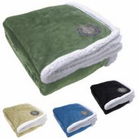 715933179-138 - Good Value® Oversized Sherpa Blanket - thumbnail