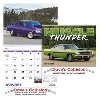 725471318-138 - Good Value® Muscle Thunder Calendar (Spiral) - thumbnail