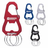 735800152-138 - BIC Graphic® 3 Key Ring Carabiner w/Bottle Opener - thumbnail