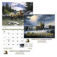 745471259-138 - Good Value® Western Frontier Spiral Calendar - thumbnail