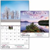 745473135-138 - Good Value® Everlasting Word Calendar (Stapled) - thumbnail