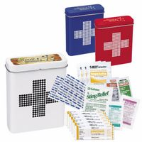 755976323-138 - BIC Graphic® Retro First Aid Tin - thumbnail