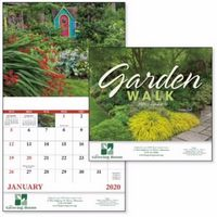 765471294-138 - Good Value® Garden Walk Calendar (Stapled) - thumbnail
