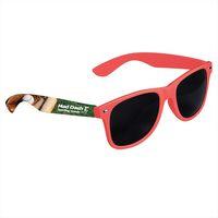 765472685-138 - Good Value® Cool Vibes Dark Lenses Sunglasses Full Color - thumbnail