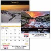 775471269-138 - Good Value® Motivations Calendar (Spiral) - thumbnail