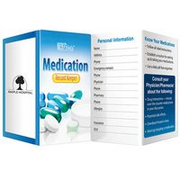 785470645-138 - BIC Graphic® Key Point: Medication Record Keeper - thumbnail
