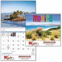 785471239-138 - Good Value® Mexico Calendar (Spiral) - thumbnail