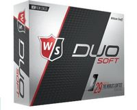 785549648-138 - Wilson® Staff Duo® Soft Golf Ball Std Serv - thumbnail