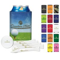 795471209-138 - KOOZIE® Collapsible Deluxe Golf Event Kit w/Callaway® Warbird™ 2.0 Golf Ball - thumbnail