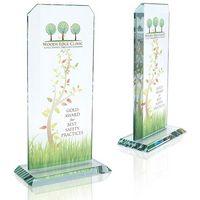 905470084-138 - Jaffa® Large Starfire Echo Award - thumbnail