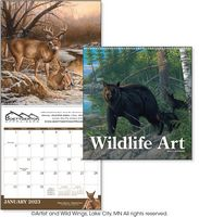 915470856-138 - Triumph® Wildlife Are Executive Calendar - thumbnail