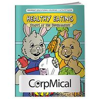 915472831-138 - BIC Graphic® Coloring Book: Healthy Eating - thumbnail