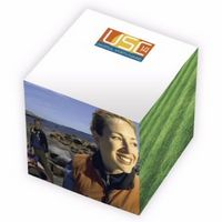 "925311124-138 - BIC® Ecolutions® Adhesive Cube Pad (3""x3""x3"") - thumbnail"