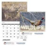925471311-138 - Good Value® Wildlife Portraits Spiral Calendar - thumbnail
