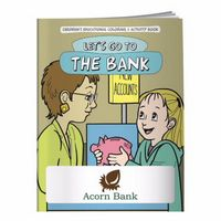925960877-138 - BIC Graphic® Coloring Book: Let's Go to the Bank - thumbnail