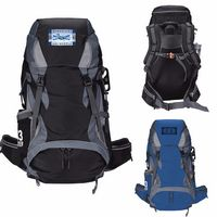 936126766-138 - Koozie® Adventure 43L Hiking Backpack - thumbnail