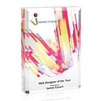 945471554-138 - Jaffa® Acrylic Plaque - thumbnail