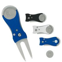 955471826-138 - Good Value® Flip Divot Tool & Marker - thumbnail