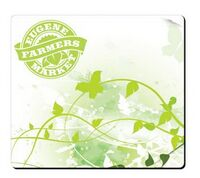 """962298347-138 - BIC® Fabric Surface Mouse Pad (7 1/2""""x8 1/2""""x1/16"""") - thumbnail"""