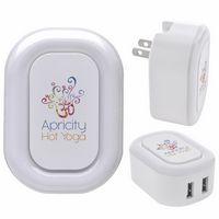 965684647-138 - BIC Graphic® Night Light USB Wall Adapter - thumbnail
