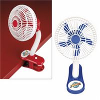 "976103570-138 - O2COOL® 4"" Clip Fan - thumbnail"