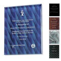 "985470148-138 - Jaffa® Trillinnium Award Plaque (8""x10"") - thumbnail"