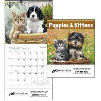 985471331-138 - Good Value® Puppies & Kittens Mini Calendar - thumbnail