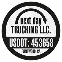 "145932393-183 - Round Truck Signs & Equipment Decal (12"" Diameter) - thumbnail"