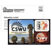 196182124-183 - 3 Rounded Corner Rectangles Full Color White Vinyl Postcard Stickers - thumbnail