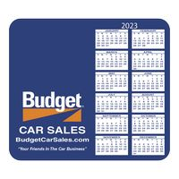 385932574-183 - Hard Surface Calendar Mouse Pads with Vertical Right Calendar - thumbnail