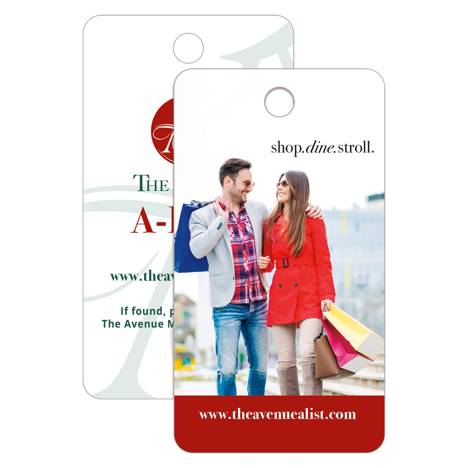 535048358-183 - Custom Digital Full Color Loyalty Cards (10 or Less Square Inch) - thumbnail