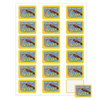 """782536370-183 - Rectangle Quick & Colorful Sheeted Label (1 1/2""""x2"""") - thumbnail"""